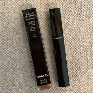 New Chanel Sublime Waterproof Fiber Mascara